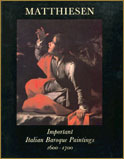 1981-Important Italian Baroque Paintings, 1600-1700.