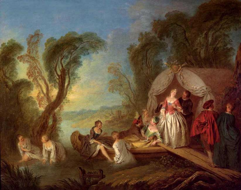 Rococo Works Of Art From The Matthiesen Gallery