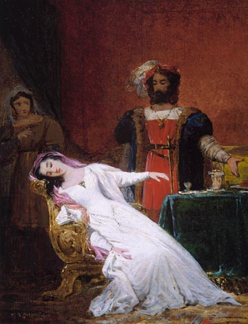 the role of the character of desdemona by william shakespeare