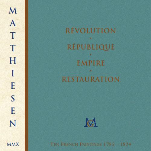 2010-Révolution, République, Empire, Restauration.