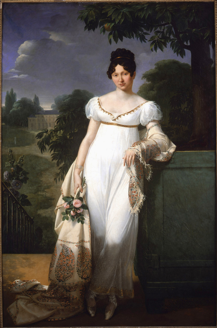Portrait of Félicité-Louise-Julie-Constance de Durfort, Maréchale de Beurnonville (10 June 1782 7 February 1870)